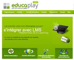 Educaplay : une plateforme pour créer vos activités pédagogiques  http://cursus.edu/article/18264/une-plateforme-pour-creer-vos-activites/