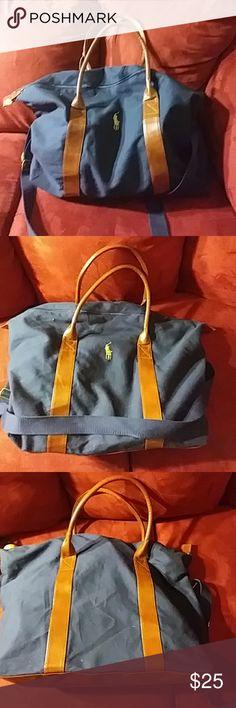 Ralph Lauren Polo Bag Great condition Ralph Lauren Bags Travel Bags