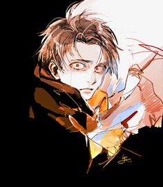 Levi Ackerman-- Attack on titans