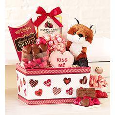 Valentine basket-fox only