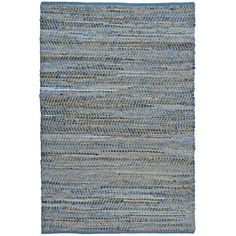 St. Croix Earth First Blue Jeans Handcrafted Area Rug & Reviews | Wayfair