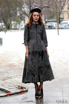 Paris haute Couture January 2013 - Vogue.it