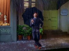 Singing in the rain(: