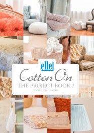 Elle Cotton On Project Book 2 - Wol en Naalde Crochet Yarn, Crochet Patterns, Place Card Holders, Children, Books, Projects, Cotton, Yarns, Thread Crochet