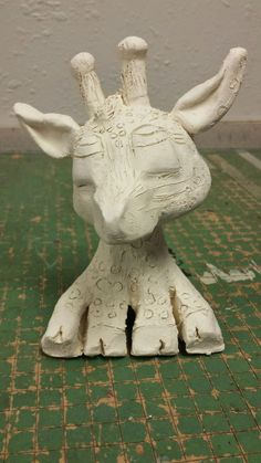 Mr. MintArt: Bobble heads out of clay