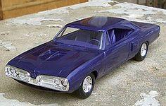 1970 Dodge Coronet 500 2 Door Ht promo model