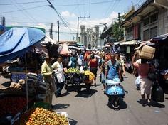 Market in San Salvador