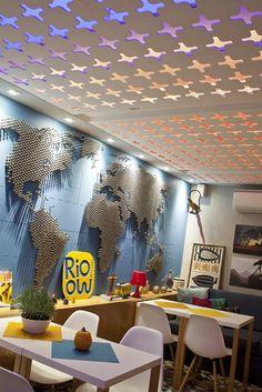 RIOOW Hostel, Rio de Janeiro, 2013