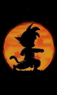 Hit Tutorial and Ideas Dragon Ball Gt, Animes Wallpapers, Cute Wallpapers, Wallpaper Do Goku, 4k Wallpaper For Mobile, Wallpaper Art, Goku Drawing, Kid Goku, Z Arts