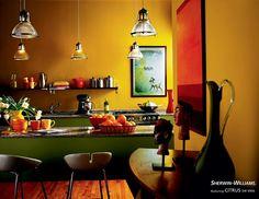 Small Kitchen Spaces On Pinterest Kitchen Renovations Open Pantry