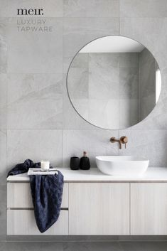 Meir bathroom fittings combine solid construction, clever engineering, and flawless finishes to craft an unforgettable bathroom experience.