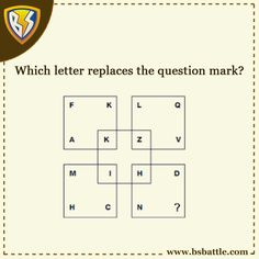 Its time to play some mind games..  Can you solve this puzzle?