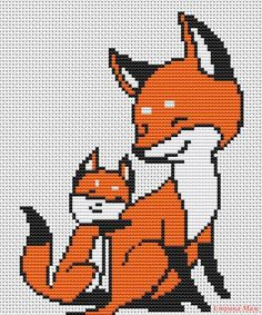 Thrilling Designing Your Own Cross Stitch Embroidery Patterns Ideas. Exhilarating Designing Your Own Cross Stitch Embroidery Patterns Ideas. Cross Stitch Fabric, Cute Cross Stitch, Cross Stitch Charts, Cross Stitch Designs, Cross Stitching, Cross Stitch Embroidery, Embroidery Patterns, Cross Stitch Patterns, Fox Crafts