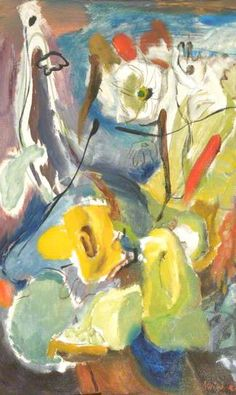 Flowerpiece, Ivon Hitchens