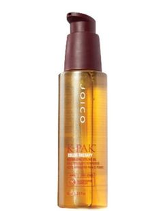 This color-enhancing treatment is made with manketti oil to strengthen your hair and shinify.