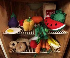 felt food | Flickr - Photo Sharing!