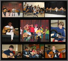Guitar Summer Day Camp, Music, Acoustic - Los Angeles - Performing Arts