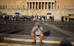 We will all be like Greece if the EU gets its way - Telegraph