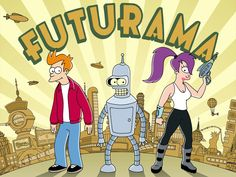 Comedy Central pulled the plug on Futurama in 2013 and since then the show has been in limbo. The last piece of Futurama-related material was a mobile. Famous Cartoons, 90s Cartoons, Jack Kirby, Studio Ghibli, Famous Fictional Characters, Series Juveniles, Rick E, Theme Tunes, Drawn Art