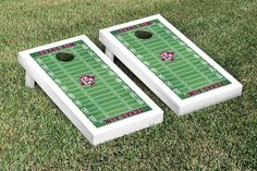 NCAA Texas A&M University Aggies Football Cornhole Game Set