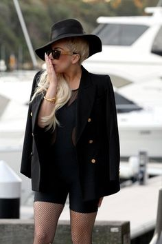 Lady Gaga Photo - Lady Gaga in Sydney