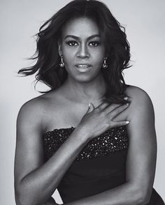 """""""My hopes are to recapture some of the everydayness, some anonymity. And we know that will take some time. But I always joke that I dream of opening up my front door and walking out without any notification, without any security."""" #InStyleFLOTUS"""