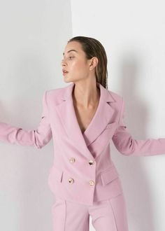 Spring/Summer Feminine and Eclectic Blush, Feminine, Spring Summer, Blazer, Coat, Jackets, Collection, Women, Fashion