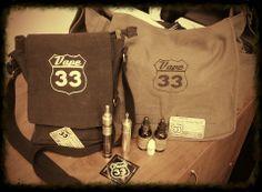 Vapemail!  Vape33 Messenger Bags & E-Liquid #vape #vapor #eliquid #ecigs #vapelife #vapeon www.vape33.com