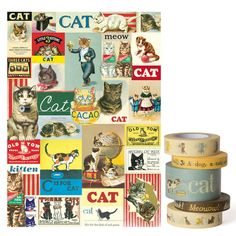 Cat Wrap & Cat Dog Tape Set