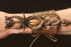 The wrist cuff Ellaria wears, which hides a secret dagger.