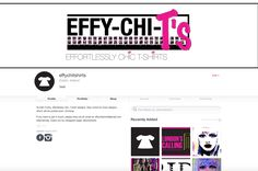 Check out the full range of T-shirts and Totes. http://www.redbubble.com/people/effychitshirts