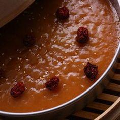 Steamed Chinese New Year Cake | #chinesenewyear #desserts #food