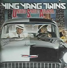 Ying Yang Twins - United State Of Atlanta, Red