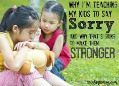 More on parenting highly sensitive children. Parenting Articles, Parenting Hacks, Mindful Parenting, Parenting Quotes, What Is An Empath, Apologizing Quotes, Emotional Awareness, How To Apologize, Feelings And Emotions