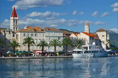 Trogir - this was what our view looked like from our room.  loved it!