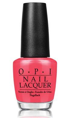 The top 10 most popular OPI colors. OPI Cajun Shrimp, $10