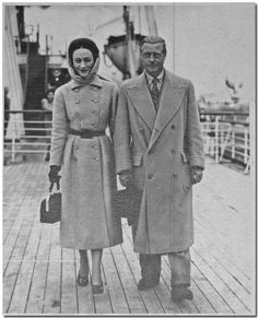 Duke & Duchess of Windsor