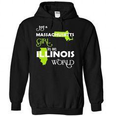 (MAXanhChuoi001) Just A Massachusetts Girl In A Illinoi - #tshirt frases #cheap hoodie. MORE INFO => https://www.sunfrog.com/Valentines/-28MAXanhChuoi001-29-Just-A-Massachusetts-Girl-In-A-Illinois-World-Black-Hoodie.html?68278