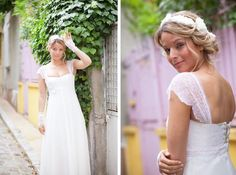 {Adresse} robes de mariée  : les corsets d'Aëlle