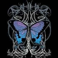 Gothic Butterfly New Tattoo Art T Shirt S M L XL 2X 3X 4X 5X Free Shipping