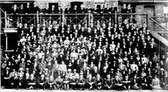 Grote Street School - The First City Model School (Teacher's School) South Australia Historical Pictures, Historical Sites, School Date, Adelaide South Australia, Model School, City Model, History Teachers, Tasmania, School Teacher
