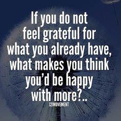 Be grateful! - @Shana Wilson- #webstagram