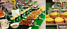 Super Bowl Party Ideas and so much more!