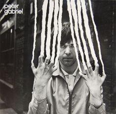 Artist Storm Thorgerson for Peter Gabriel