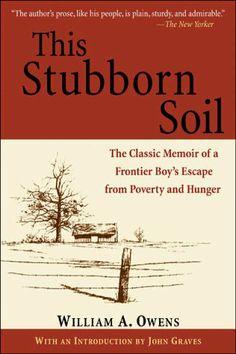 This Stubborn Soil by William A. Owens, http://www.amazon.com/dp/1558219897/ref=cm_sw_r_pi_dp_t1vJrb1FYKGJ9