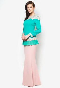 1000+ images about fesyen baju kurung moden on Pinterest   Baju kurung ...