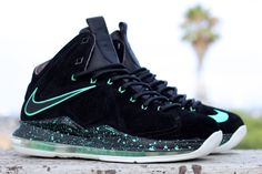 Nike LeBron X DNYW Customs