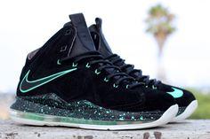 Nike LeBron X DNYW Customs