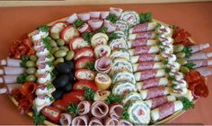 Food Trays Meat Trays Cheese Trays Meat Platter Best Party Food Finger Food Appetizers Appetizers For Party Appetizer Recipes Food Presentation Finger Food Appetizers, Appetizers For Party, Appetizer Recipes, Party Finger Foods, Meat Platter, Meat Trays, Antipasto Platter, Cheese Trays, Best Party Food