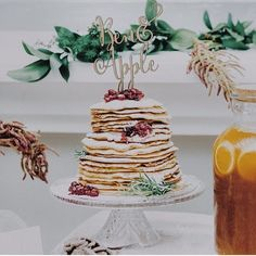 It has been almost 2 years back and I still remember this pancake wedding cake. It's really a unique way of a cake interpretation  which I really love. Kudos to that! . . #kcottagestudio #caketopper #caketoppers #party #topper #birthdaytopper  #sgweddings  #instabride #weddingstyling #sgbirthday #proposal #sgproposal  #sgdaily #handmade #customised #customized  #love  #birthdaycaketopper #sgweddingcakes #weddingcakes